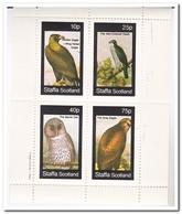 Staffa 1982, Postfris MNH, Birds - Schotland