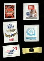6 Bustine Dolcificante Ipocalorico Italia - Lotto 2 - Zucchero (bustine)