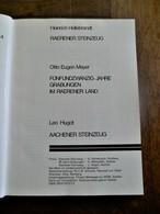 Interessant    Boek Over  Steengoed En  Potten En KRUIKEN   In Het DUITS     1977 - Cartes Postales