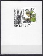 België  O.B.C.  2695  (O)   Die Belgische Post In Köln. - Belgique