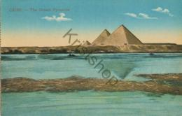 Cairo - The Ghizeh Pyramids [AA43-4.442 - Unclassified
