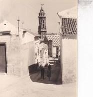ANTEQUERA Vue D'ensemble Septembre 1946 Photo Amateur   Format Environ 7,5 X  5,5 Cm - Luoghi