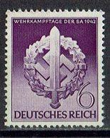 DR 1942 // Mi. 818 ** - Deutschland