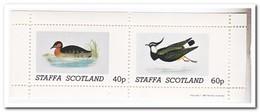 Staffa 1981, Postfris MNH, Birds - Schotland