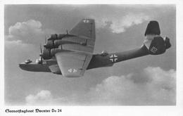 Geenotfluboor Dornier Do 24 - 1939-1945: 2ème Guerre