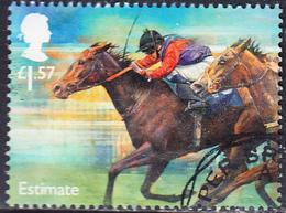 2017   Racehorse Legends - Estimate £1.57 SG3947 - 1952-.... (Elizabeth II)