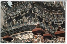 Thailandia The Prang Pagoda Bangkok Metropolitan Non Viaggiata Condizioni Come Da Scansione - Tailandia