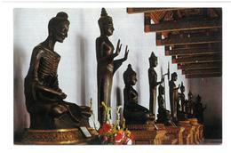 Thailandia Images Of Lord Buddha Non Viaggiata Condizioni Come Da Scansione - Tailandia