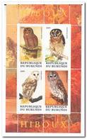 Burundi 2009, Postfris MNH, Birds, Owls - Burundi