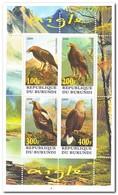 Burundi 2009, Postfris MNH, Birds Of Prey - Burundi