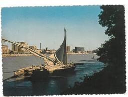 Egypt U.A.R. The River Nile Non Viaggiata Condizioni Come Da Scansione - Egitto