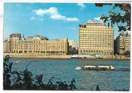 Egypt U.A.R. Cairo Shepheards And Semiramis Hotel Non Viaggiata Condizioni Come Da Scansione - Cairo