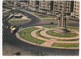 Egypt U.A.R. Cairo Liberation Square Non Viaggiata Condizioni Come Da Scansione - Cairo