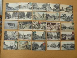 FRANCE Lot De 50 Bonne Cartes Tous Thèmes - Cartes Postales