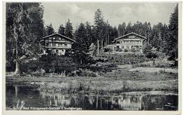 BAD KÖNIGSWART - Lázně Kynžvart - Sudetengau - 1943 - Sudeten