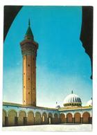 Tunisia Monastir Minaret De La Mosquée Bourguiba Non Viaggiata Condizioni Come Da Scansione - Tunisia