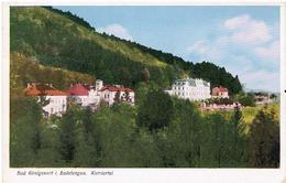 BAD KÖNIGSWART - Lázně Kynžvart - Sudetengau - Kurviertel - 1943 - Sudeten