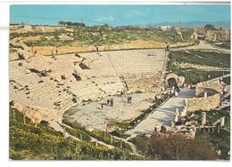 Tunisia Carthage L'Amphithêatre Romain Non Viaggiata Condizioni Come Da Scansione - Tunisia