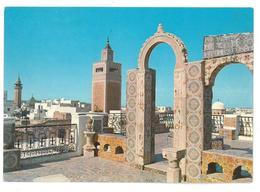 Tunisia Tunisi Les Toits De La Medina Non Viaggiata Condizioni Come Da Scansione - Tunisia