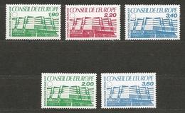 1827-Timbres De Service, N° 93 à 97 ** T.B. - Officials