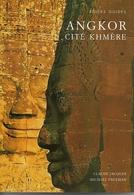 Angkor Cté Khmère Par Claude Jacques Et Michael Freeman, Books Guides Cambodge - Tourisme