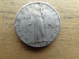 Vatican  10 Lire  1953  Km 52.1 - Vatican