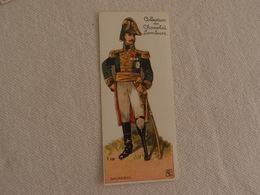 Chromo Découpi Chocolat Lombart Maréchal D'Empire Daumesnil - Lombart