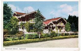 BAD KÖNIGSWART - Lázně Kynžvart - Glatzen - Kladské Rašeliny - Sudetengau - Jagdschloss - Zugstempel 1943 - Sudeten