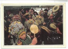 Romania Danse Rituelle Pour Le Nouvel An, Moldavie, Roumanie Dec 1991 Condizioni Come Da Scansione - Romania