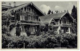 BAD KÖNIGSWART - Lázně Kynžvart - Glatzen - Kladské Rašeliny - Sudetengau - Jagdschloss - 1943 - Sudeten