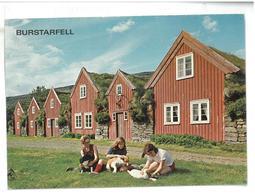 Islanda Iceland Burstarfell Non Viaggiata Condizioni Come Da Scansione - Islanda