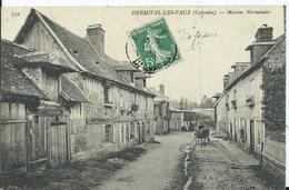 HERMIVAL LES VAUX - Maisons Normandes - France