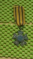 Medaille / Medal - Medaille - Avondvierdaagse ( N.W.B ) Vaandeltje Verkleurd - The Netherlands - Netherland