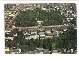 Belgio  Bruxelles Brussel Parc De Bruxelles Et Palais Royale Non Viaggiata Condizioni Come Da Scansione - Foreste, Parchi, Giardini