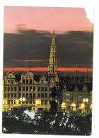 Belgio  Bruxelles Brussel Non Viaggiata Condizioni Come Da Scansione - Panoramische Zichten, Meerdere Zichten