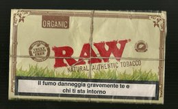 Busta Di Tabacco - Raw Original Da 20g - Etichette