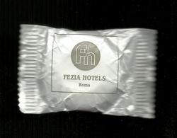Saponetta Mini - Fezia Hotels - Roma - Sapone - Soap - Seife - Jàbon - Du Savon - Altri