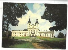 Repubblica Ceca Olomouc Kopeček Viaggiata  Condizioni Come Da Scansione - Repubblica Ceca