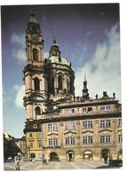 Repubblica Ceca Praha Praga Chiesa Di S. Nicola Non Viaggiata Condizioni Come Da Scansione - Repubblica Ceca