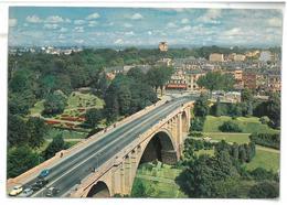 Lussemburgo Luxembourg Pont Adolphe Condizioni Come Da Scansione - Cartoline