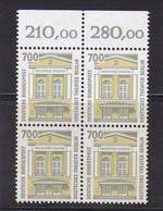 BRD, Waagerechtes Paar Nr.1691 Im Viererblock** (T 11624) - [7] République Fédérale