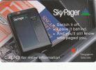 SINGAPORE(GPT) - Sky Pager, CN : 1SSPA, Used - Telefoni