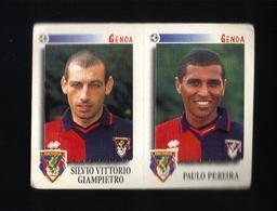 Figurina Calciatori Italiani Panini 1997-1998 - Genoa  - N.476   - Football - Soccer - Socker - Fussball - Futbol - Panini
