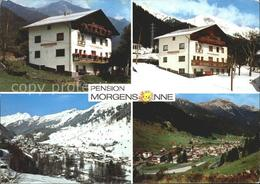 72308409 St Anton Arlberg Pension Morgensonne Panorama Totalansicht St. Anton Am - Autriche