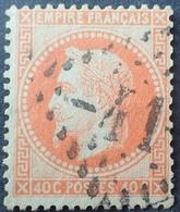 FD/3225 - NAPOLEON III Lauré N°31 - GC -41- : AIX EN PROVENCE (Bouches Du Rhône) - 1863-1870 Napoleon III With Laurels