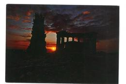 Grecia Hellas Greece Athens Acropolis The Parthenon Atene Acropoli Il Partenone Non Viaggiata Condizioni Come Da Scansio - Grecia