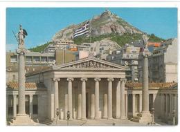 Grecia Hellas Greece Athens The Academy Non Viaggiata Condizioni Come Da Scansione - Grecia