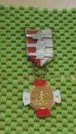 Medaille / Medal - Medaille - Avondvierdaagse ( N.U.W ) + 2-3-4. - The Netherlands - Netherland
