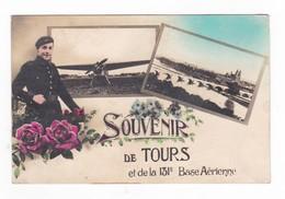 Souvenir De Tours Et De La 131e Base Aérienne.1934 - Tours