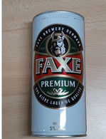 Lattina Italia - Birra Faxe - 1 Litro -  ( Lattine-Cannettes-Cans-Dosen-Latas) - Cans